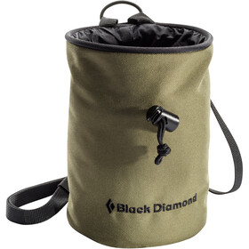 Black Diamond Mojo Chalk Bag burnt olive